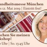 Lara'Marie auf der Gesundheitsmesse in München
